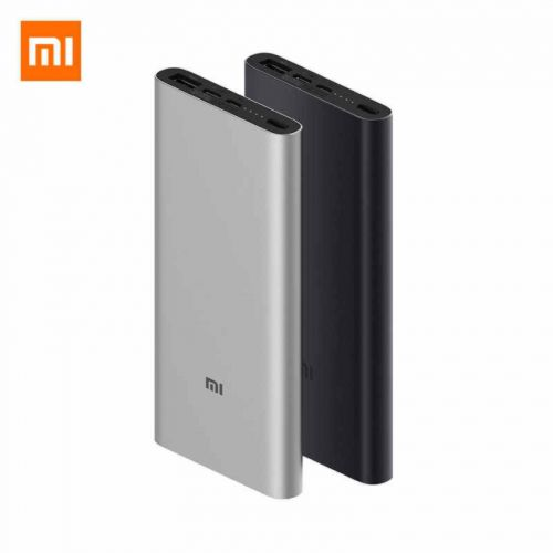Powerbank аккумулятор Xiaomi Mi Power Bank 3 10000 Mah