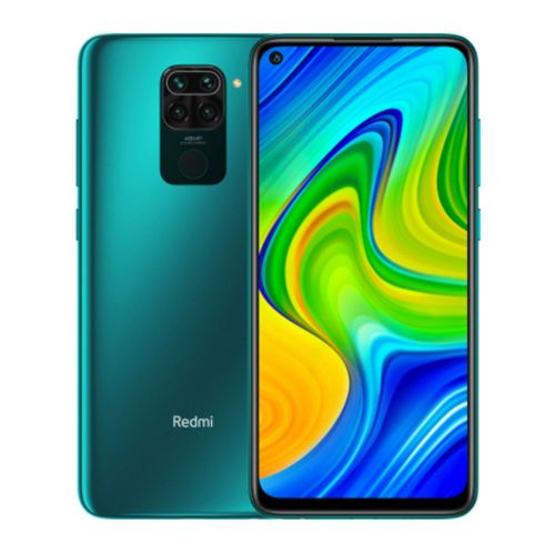 Мобильный Телефон Xiaomi Redmi Note 9 (4+128Gb) NFC Global EU