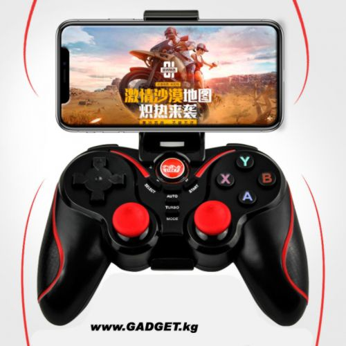 Игровой Bluetooth GamePad WE-8266 для Смартфона и Компьютера